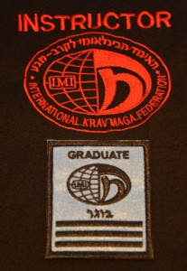 Instructeur Krav Maga